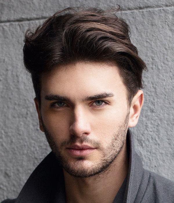 Estilos y cortes de pelo para hombres