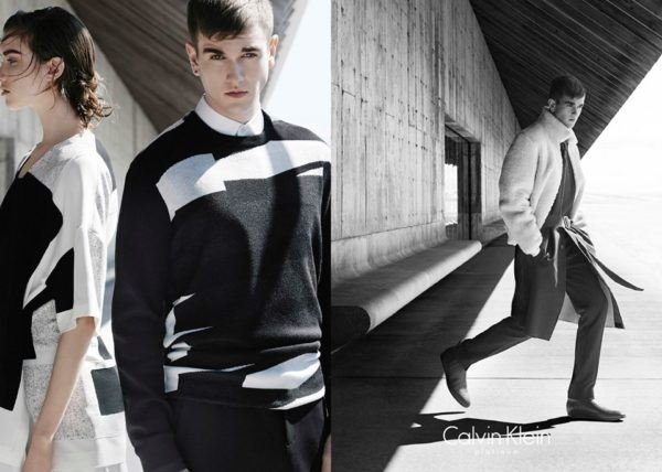 Catálogo Calvin Klein hombre otoño invierno 2015-2016-jersey-abrigo-traje