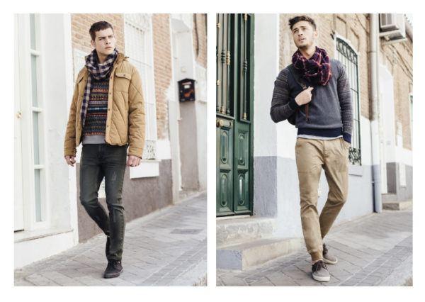 Catálogo Springfield hombre otoño invierno 2015-2016-chaqueta-jersey