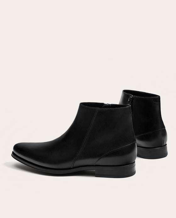 f78743adf0 Zapatos Zara Primavera Verano 2019 | Hombre - Modaellos.com