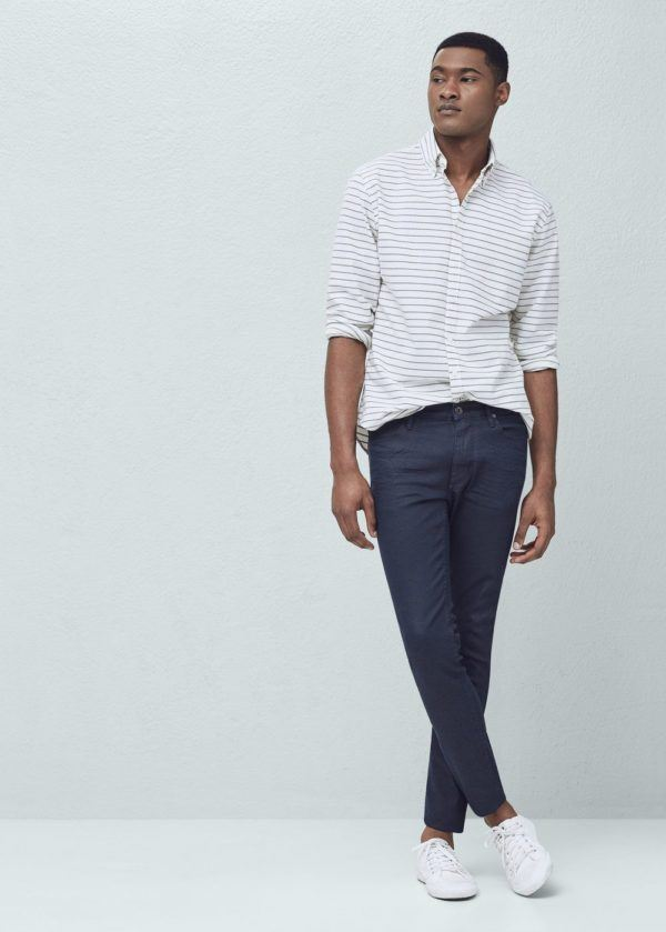 ac19b6738 Cómo combinar bien los colores de la ropa de hombre en Primavera ...