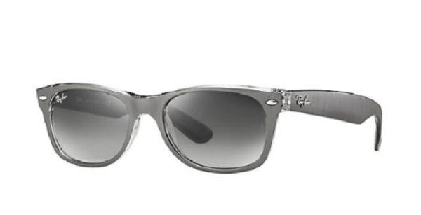 a007cf556d Y si eres amante de las gafas de sol que tienen diseño redondo, nada como  elegir las nuevas Ray-Ban Round Flash, unas gafas de montura metalizada y  ...
