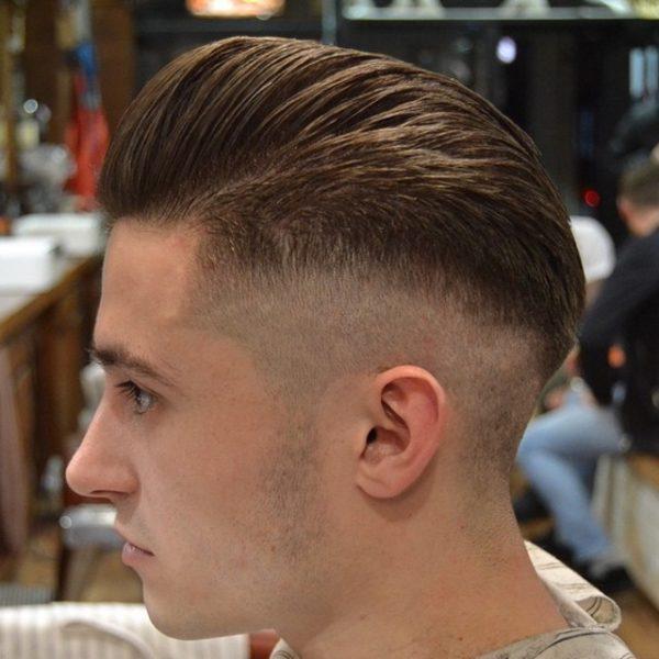 fotos de cortes de pelo de hombres otoo invierno u pelo corto
