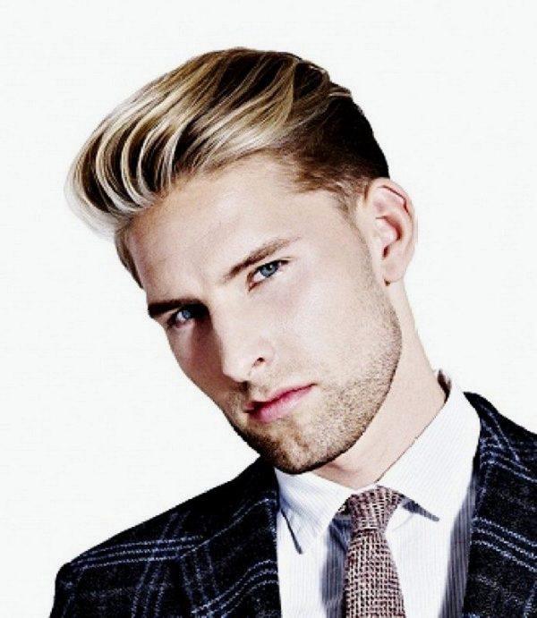 Modelos de peinados de hombres