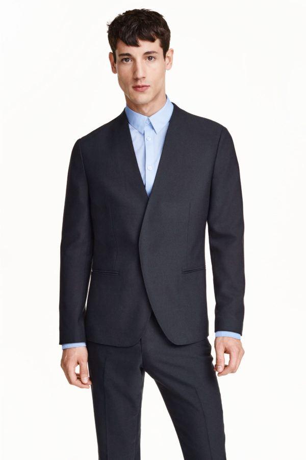 moda-americanas-blazers-hombre-otono-invierno-2016-sin-cuello