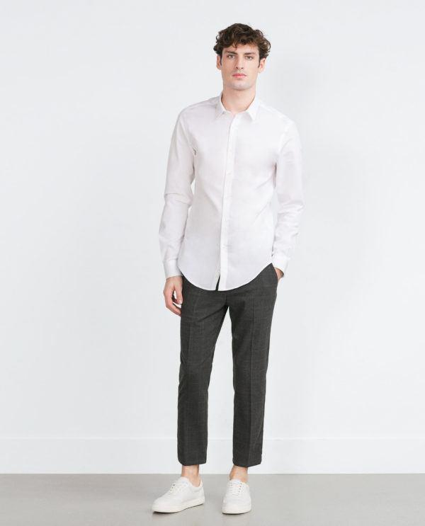 moda-camisas-hombre-2016-blanca-lisa