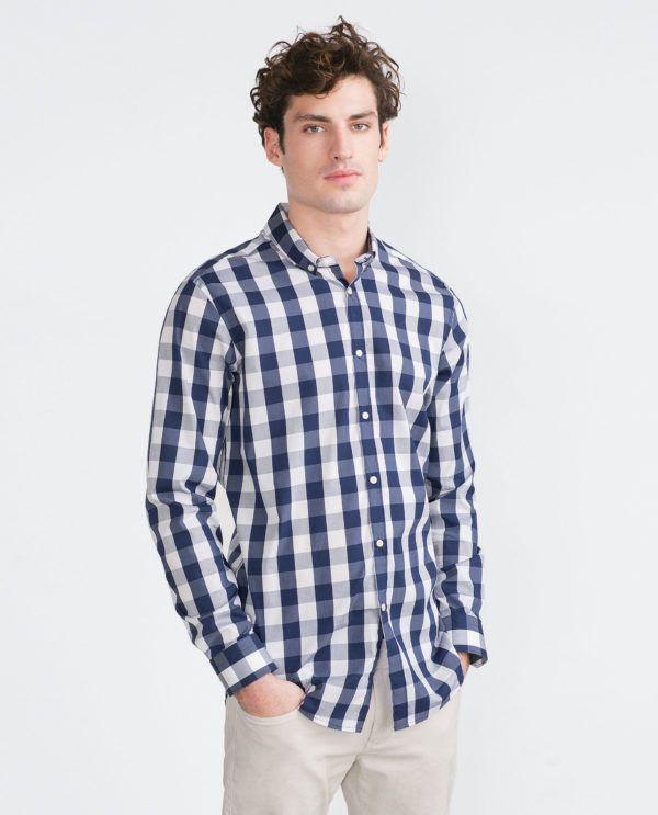 29b4d04f5c04d moda-camisas-hombre-2016-cuadros-elastica