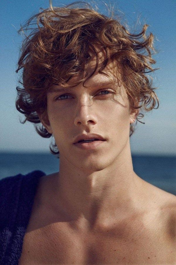 Hermoso peinados para rubios hombre Galería de tendencias de coloración del cabello - Peinados Hombre 2018   modaellos.com
