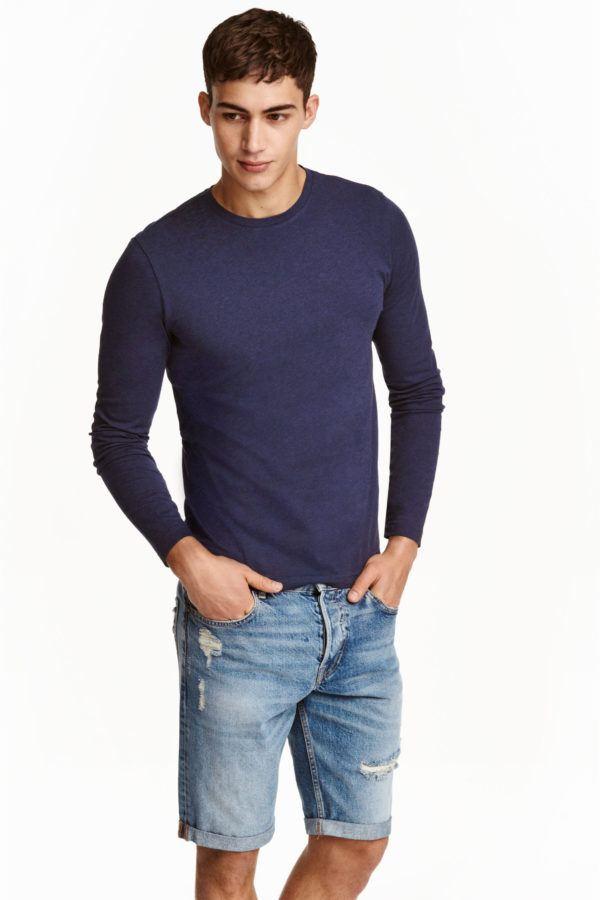tendencias-en-ropa-para-hombre-primavera-verano-bermudas-denim-h&m