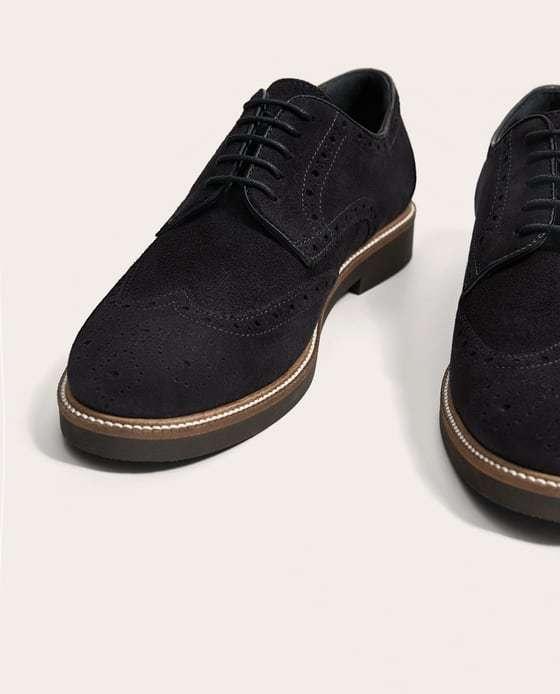 Zapatos Zara Primavera Verano 20200 | Hombre
