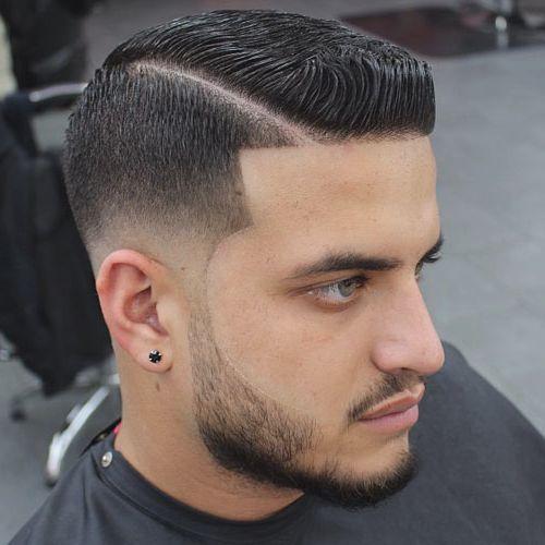 cortes de pelo para hombre primavera verano raya - Cortes De Pelo Caballero