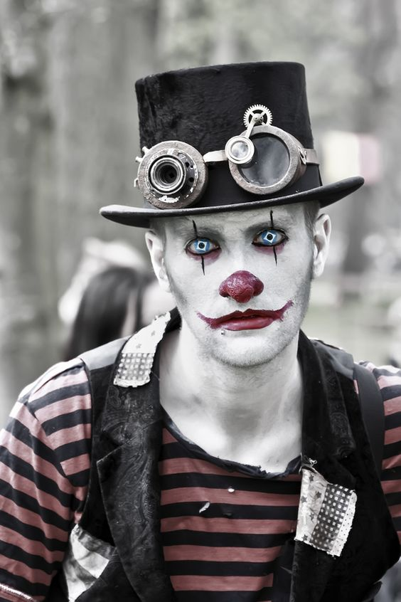De 50 Fotos De Maquillaje Halloween Para Hombres 2019 - Maquillaje-zombie-hombre