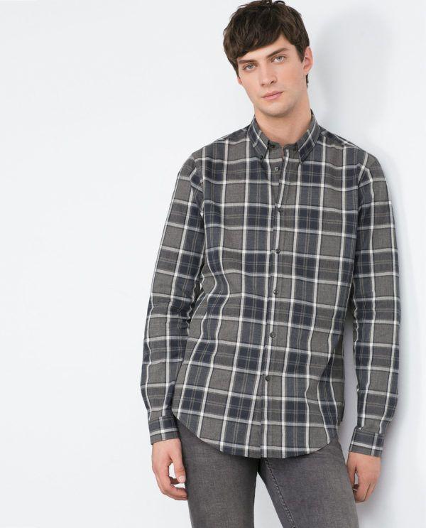tendencias-camisas-hombre-2016-cuadros-zara