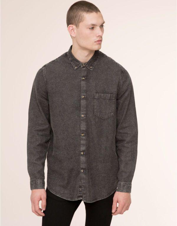 tendencias-camisas-hombre-2016-denim-oversize