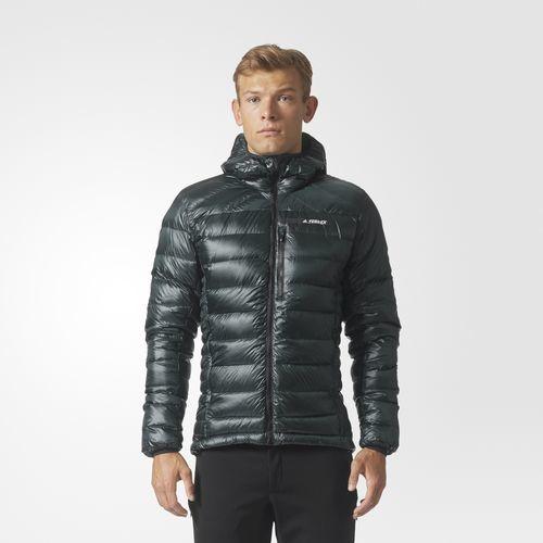 chaqueta hombre plumon adidas