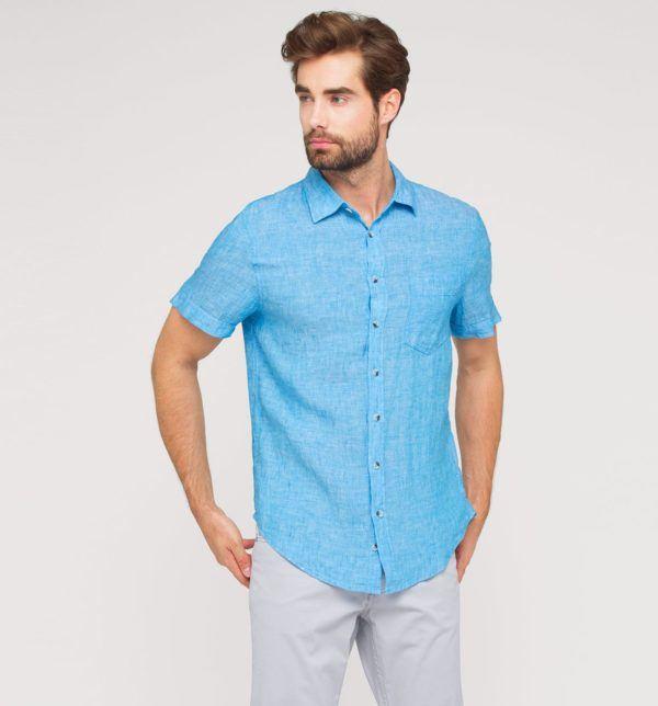catalogo-cya-2016-tendencias-moda-hombre-camisa-lino
