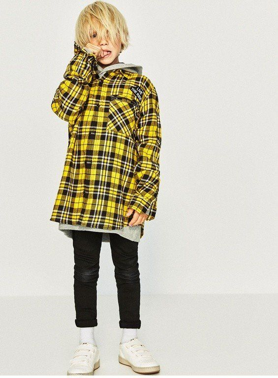 Catalogo Zara Kids Hombre Primavera Verano 2021 Modaellos Com