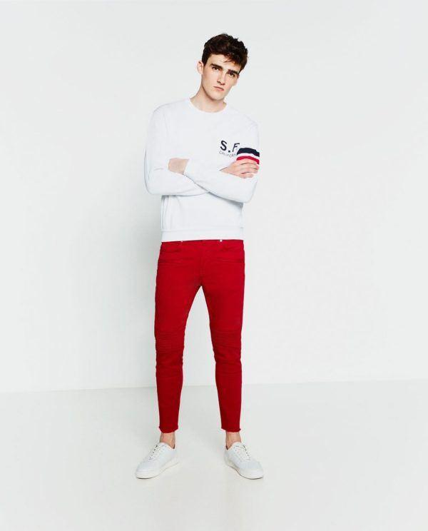 pantalones-jeans-primavera-verano-pantalon-tejano-rojo-de-zara