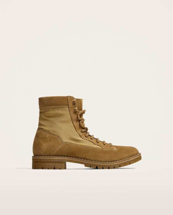 d2d3d092f2a Incluso Zara imita este estilo de bota