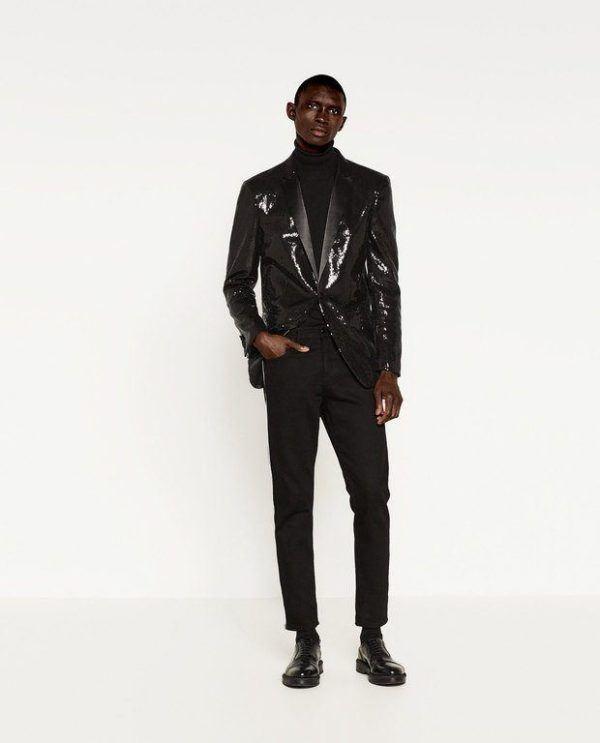 moda-hombre-navidad-2016-zara-blazer-lentejuelas