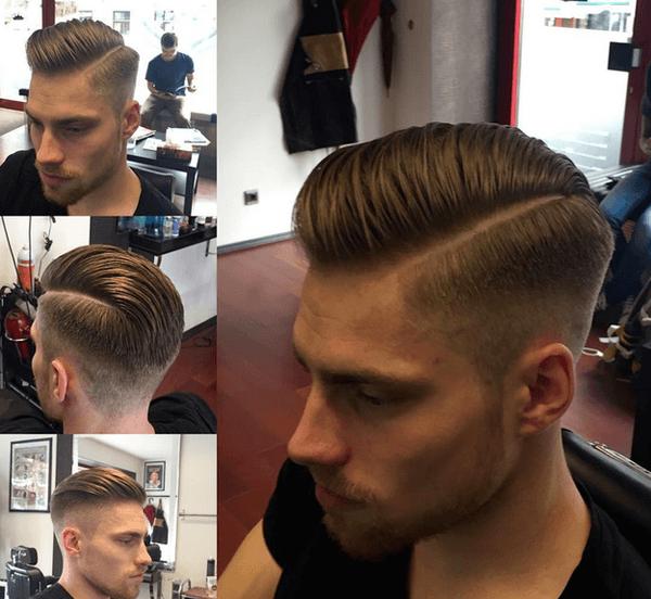 peinados-navidad-corte-moderno-raya-al-lado