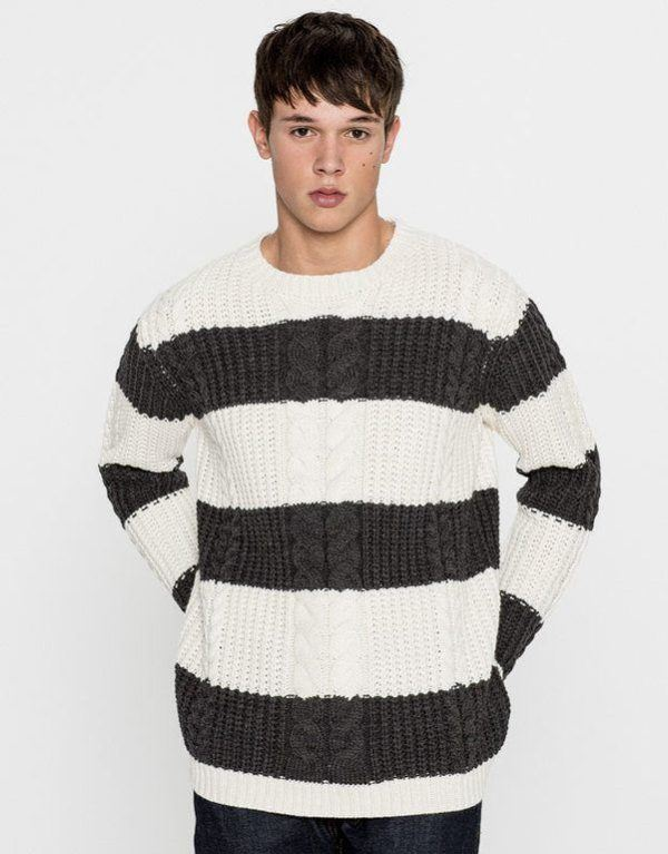 pull-and-bear-hombre-jersey-rayas