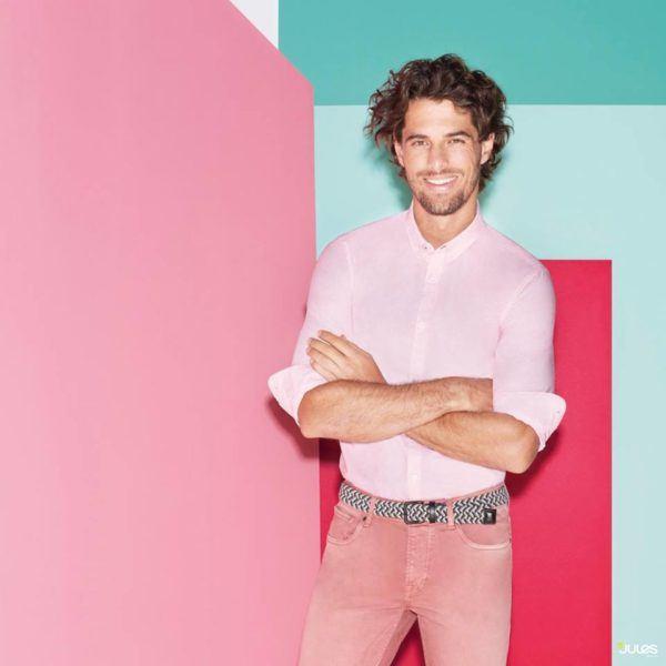 catalogo-jules-verano-hombre-2016-camisa-rosa
