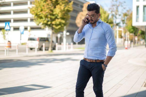 Como elegir el cinturon correcto look