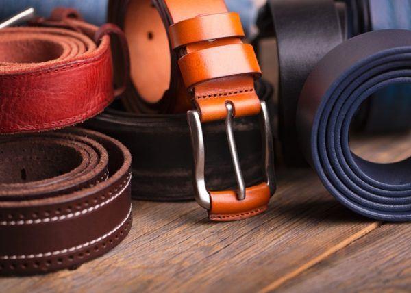 Como elegir el cinturon correcto modelos