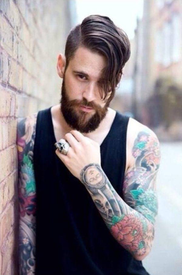 las-fotos-de-hombres-guapos-con-barba-estilo-hipster-corto