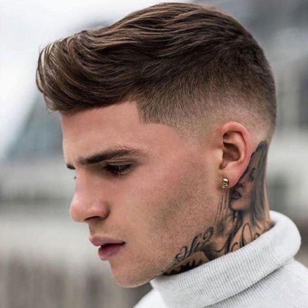 Peinados hombre san valent n 2019 - Peinados de hombre de moda ...