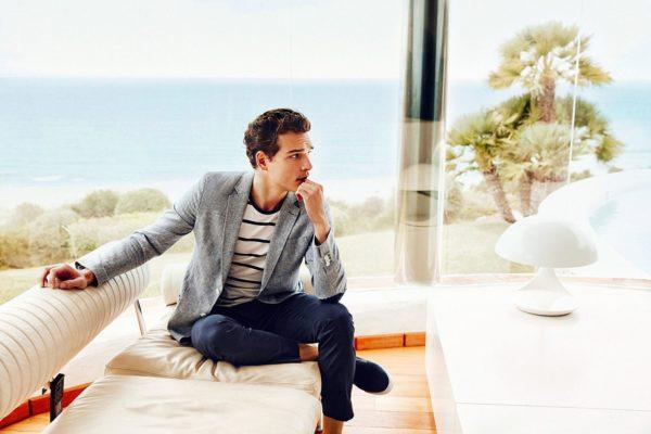 rebajas-sfera-ropa-hombre-chaqueta-gris