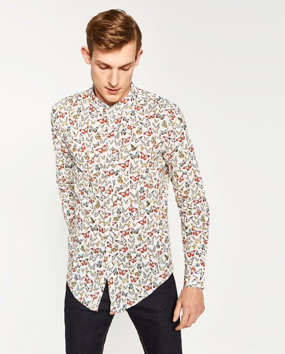 rebajas-zara-verano-camisa-estampada