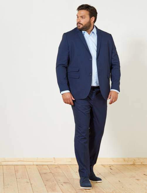 Ropa De Moda Para Gordos Gorditos Moda Hombres Primavera Verano 2021 Modaellos Com