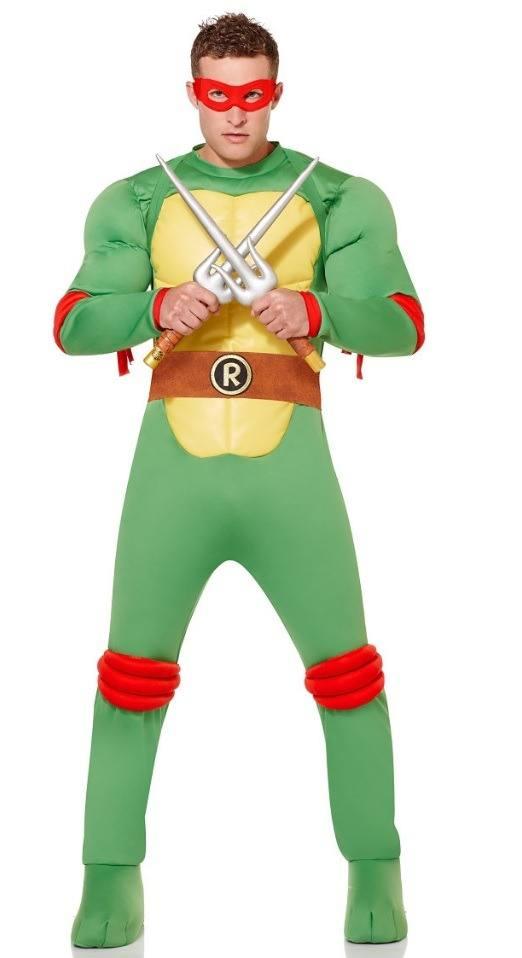 disfraces halloween disfraz de tortuga ninja