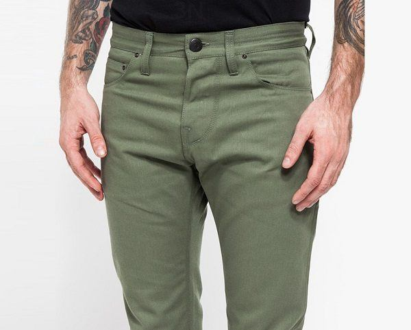 4743ff9aa1 Pantalones verdes