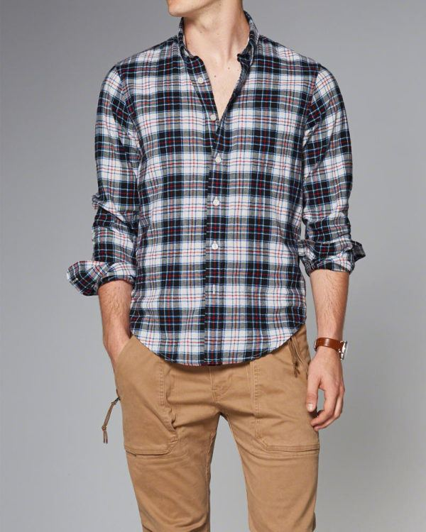 catalogo-abercrombie-otono-invierno-2016-2017-tendencias-moda-hombre-camisa-cuadros