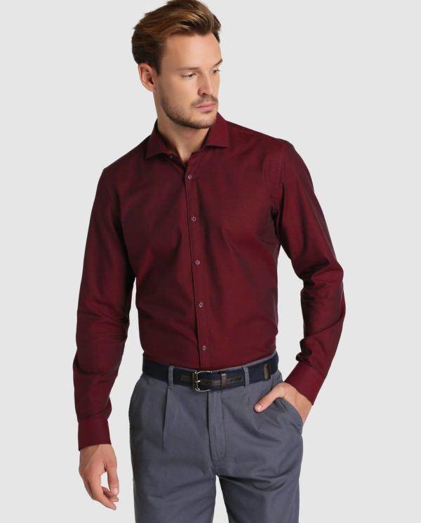 catalogo-el-corte-ingles-otono-invierno-2016-2017-tendencias-moda-hombre-camisa-slim-fit