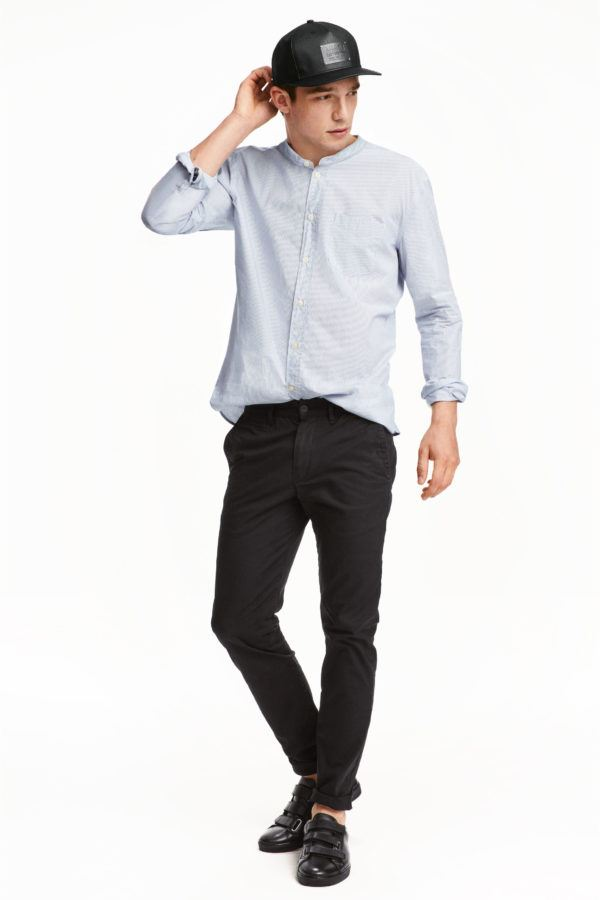 catalogo-hm-otono-invierno-2016-2017-tendencias-moda-hombre-pantalon-chino-skinny