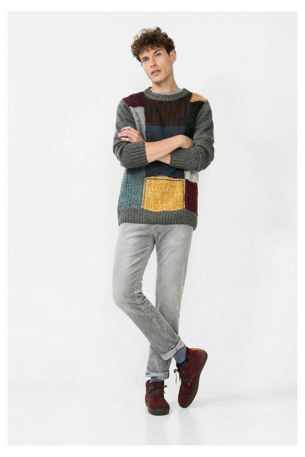 catalogo-desigual-otono-invierno-2016-2017-tendencias-moda-hombre-jersey-estampado