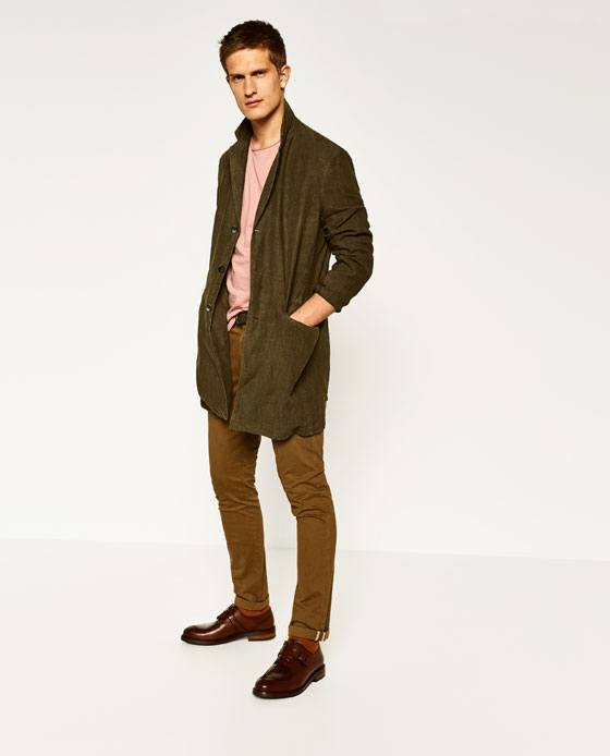 Cómo combinar bien los colores de la ropa de hombre en Otoño