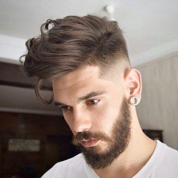 Mechas cabello corto hombre