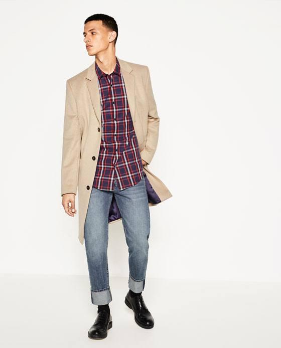 Moda-Hombre-Tendencias-en-ropa-para-hombre-otoño-invierno-2016-2017-camisa-cuadros