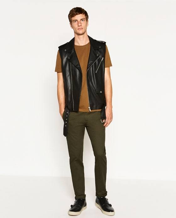 Moda-Hombre-Tendencias-en-ropa-para-hombre-otoño-invierno-2016-2017-pantalon-chino-skinny-militar