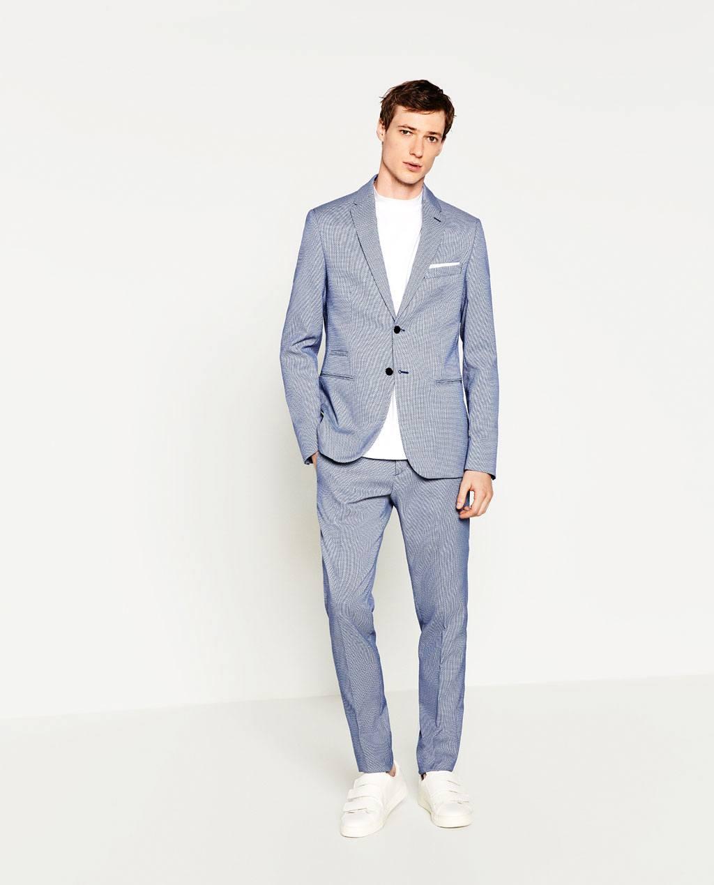 88b6fed0bcbe Trajes Zara para hombre Invierno 2020 - Modaellos.com