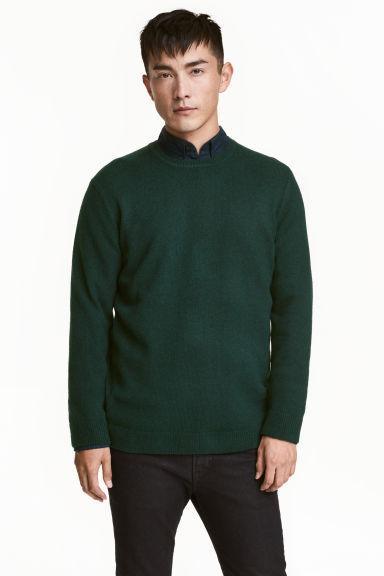 rebajas-invierno-hm-compras-jersey-verde