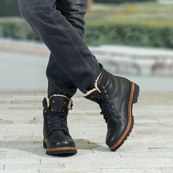 Zapatos azul marino formales Panama Jack para hombre 1zQVKj5X