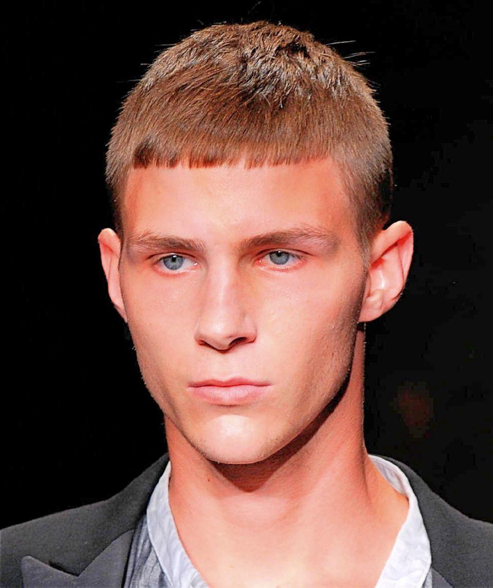 Corte De Pelo Hombre Sin Flequillo Peinados Novias