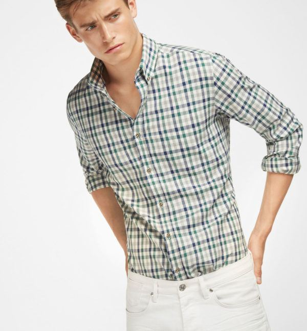 catalogos-tendencias-moda-hombre-otoño-invierno-2016-2017-camisa-cuadros-massimo-dutti