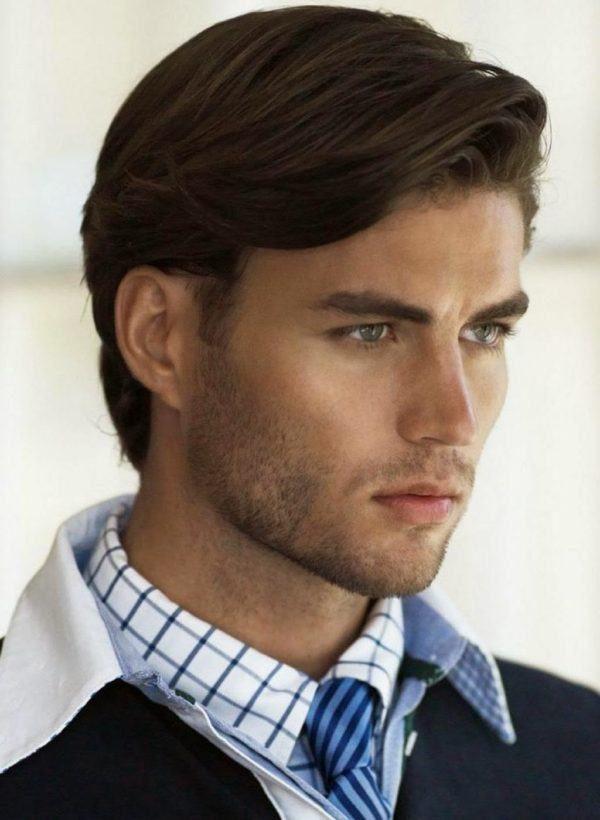 ests viendo una imagen del artculo fotos de cortes de pelo corto hombre y peinados otoo invierno